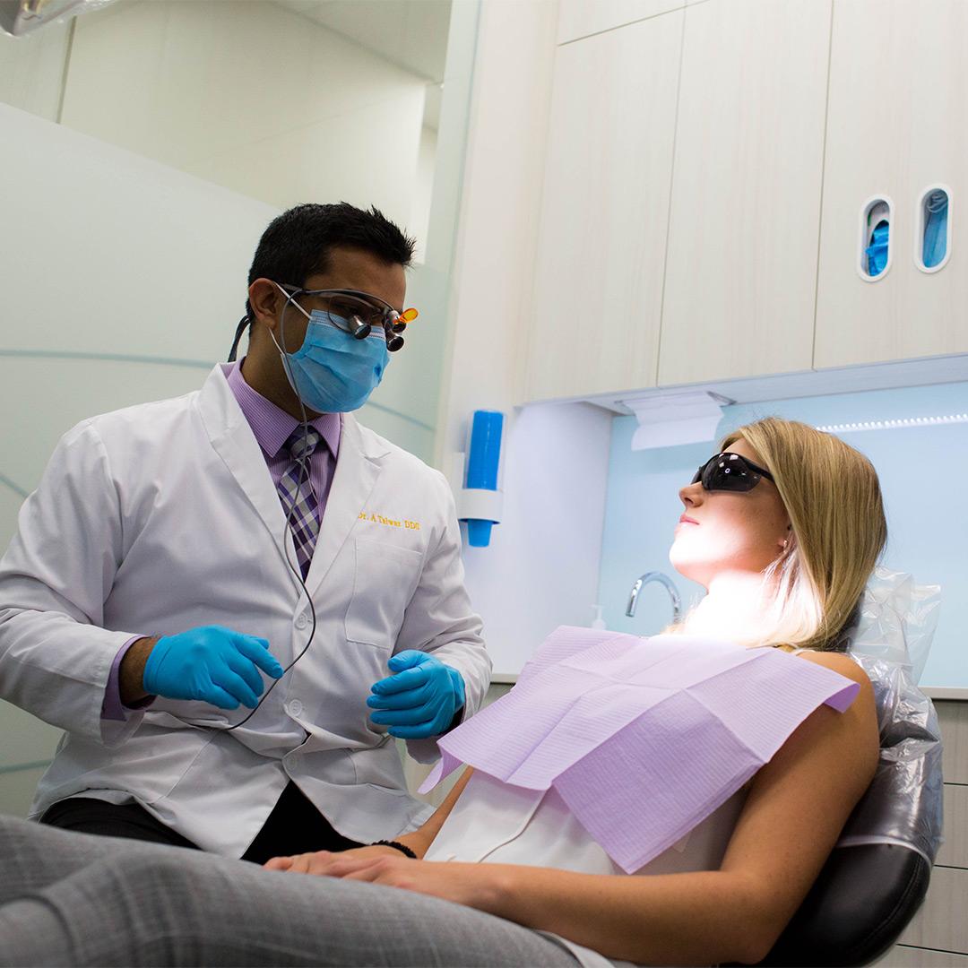 Complete Dental Exam & Oral Hygiene Services