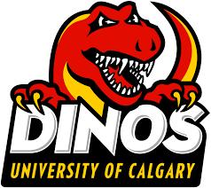 Proud sponsor of dinos university of calgary
